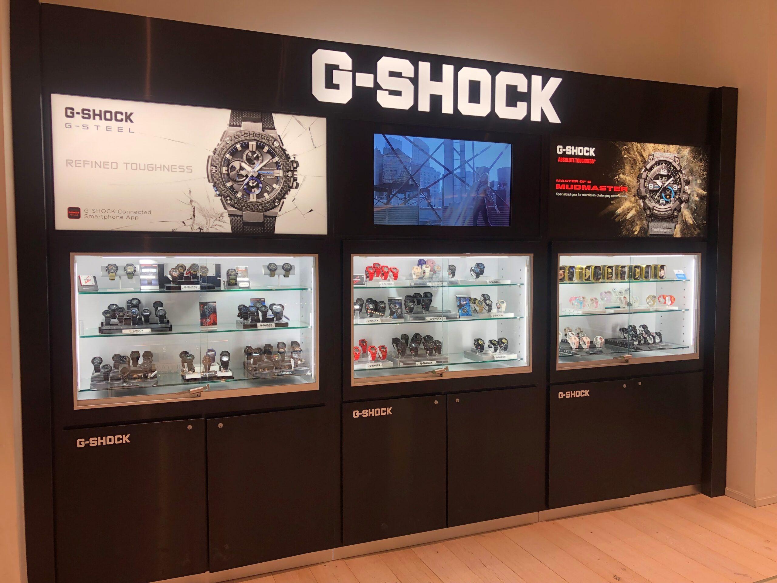 G SHOCK VAN 3