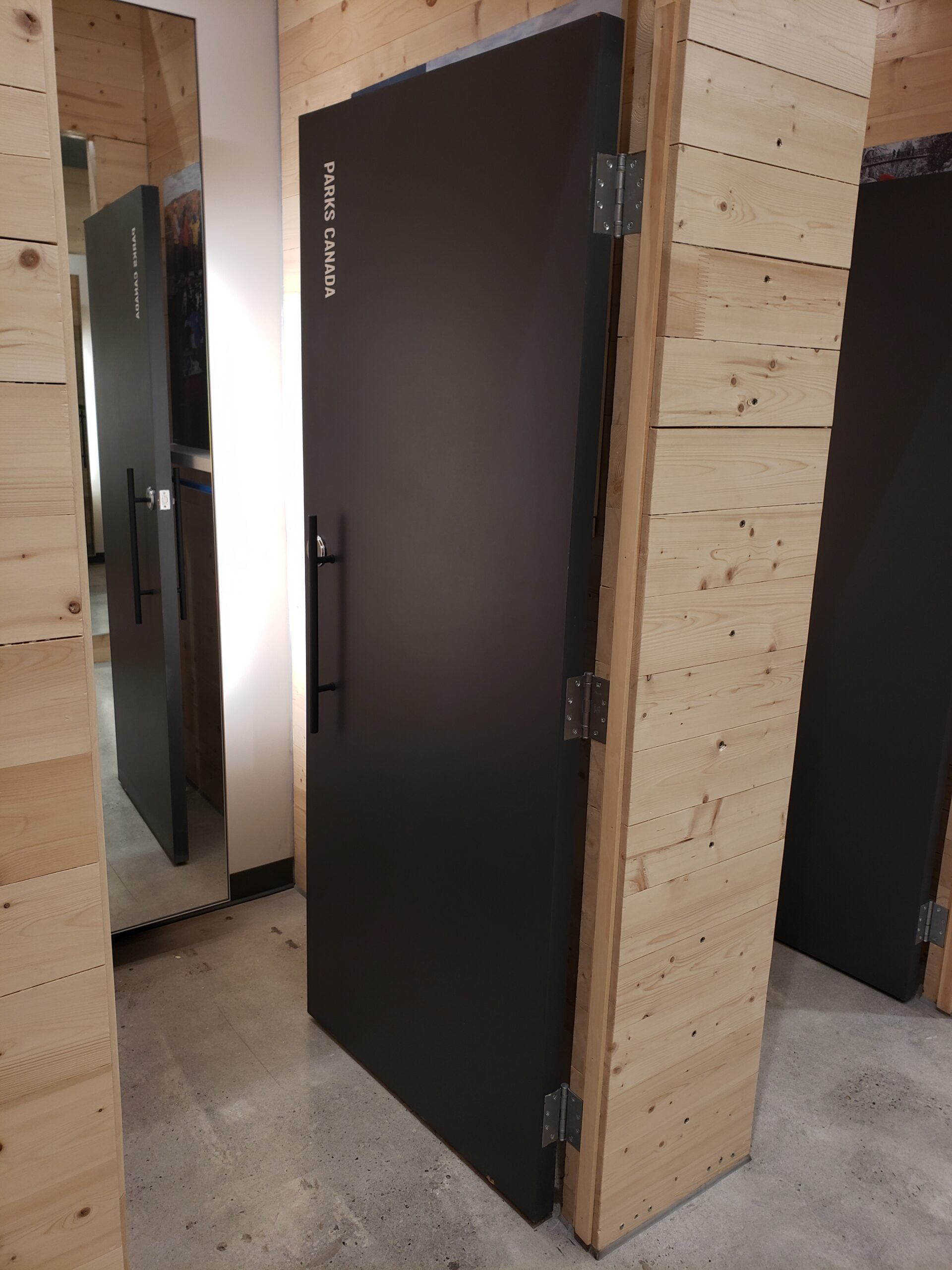 MEC Change Room Doors