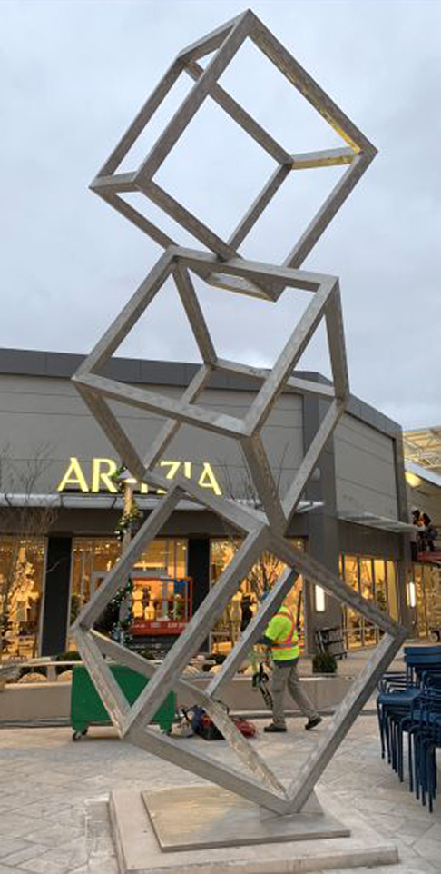 Toronto Premium Outlets SCULPTURE 1.1