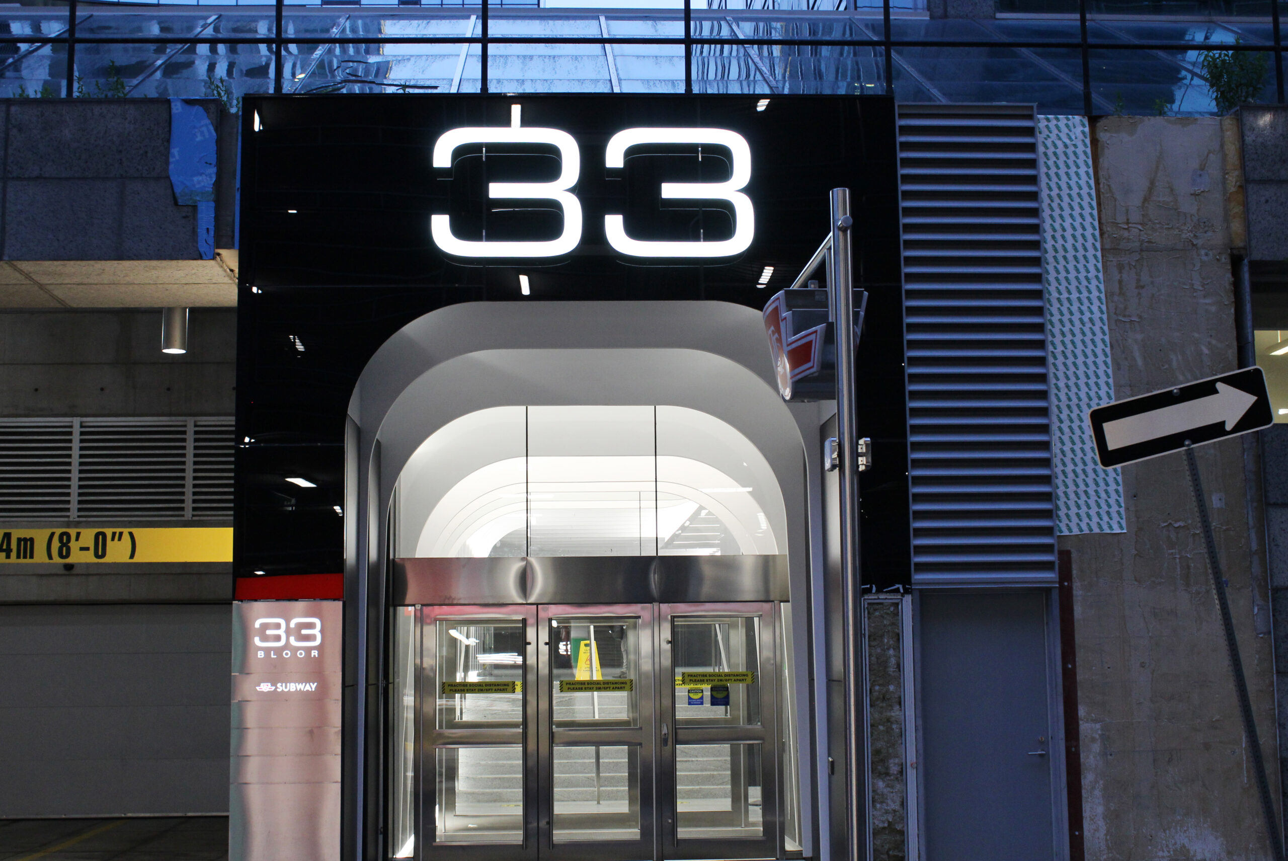 Bloor Yonge Station 5