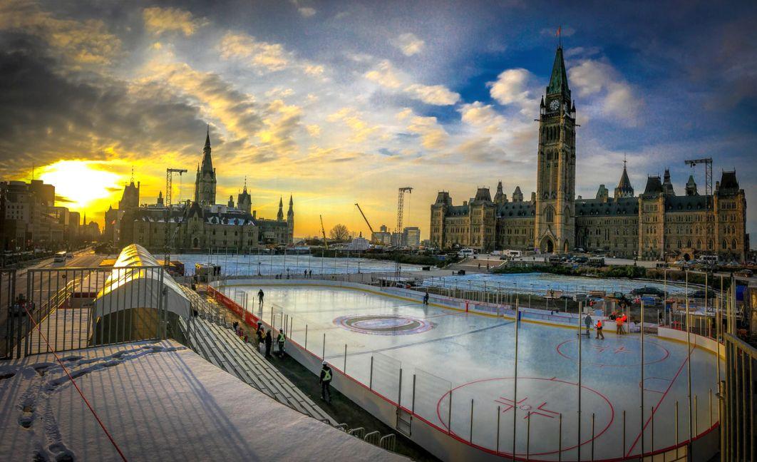 NHL Outdoor Series – Ottawa 1