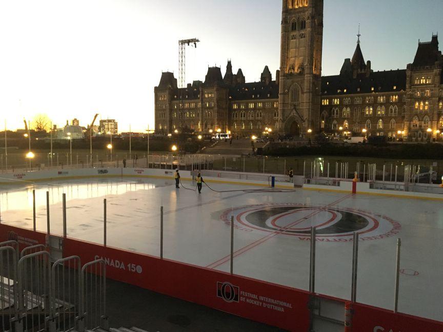 NHL Outdoor Series – Ottawa 2
