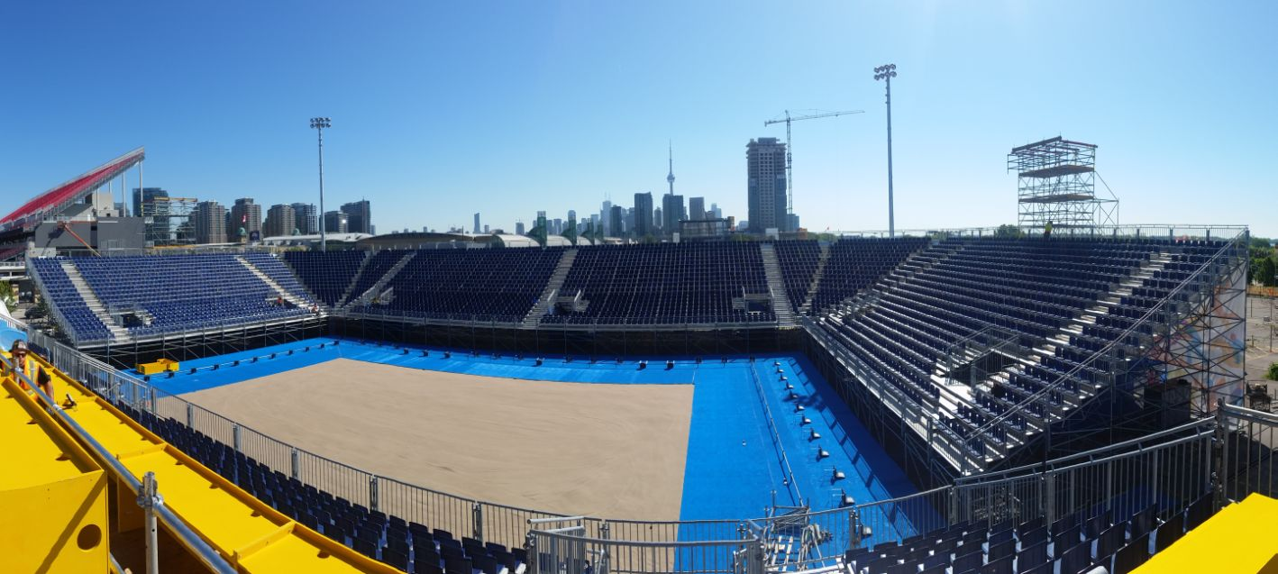 Pan Am Games Toronto 3