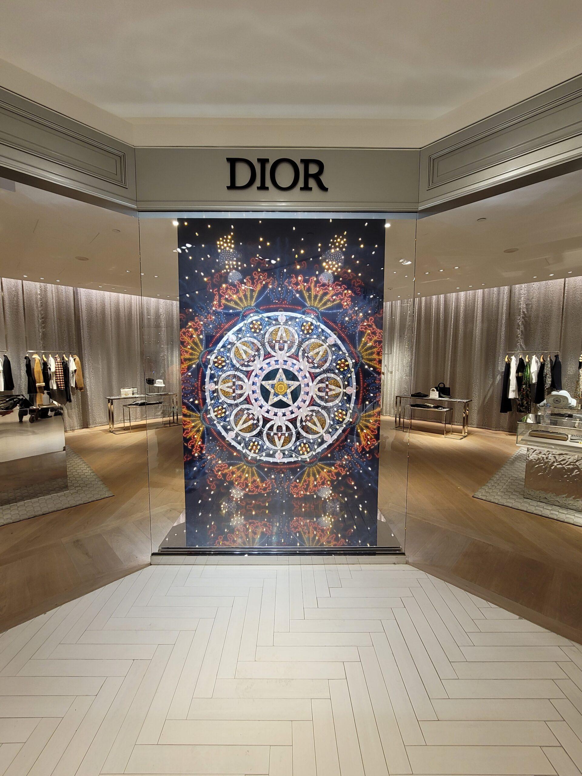 Christian Dior – Saks Fifth Avenue Second Floor – Sherway Gardens Toronto