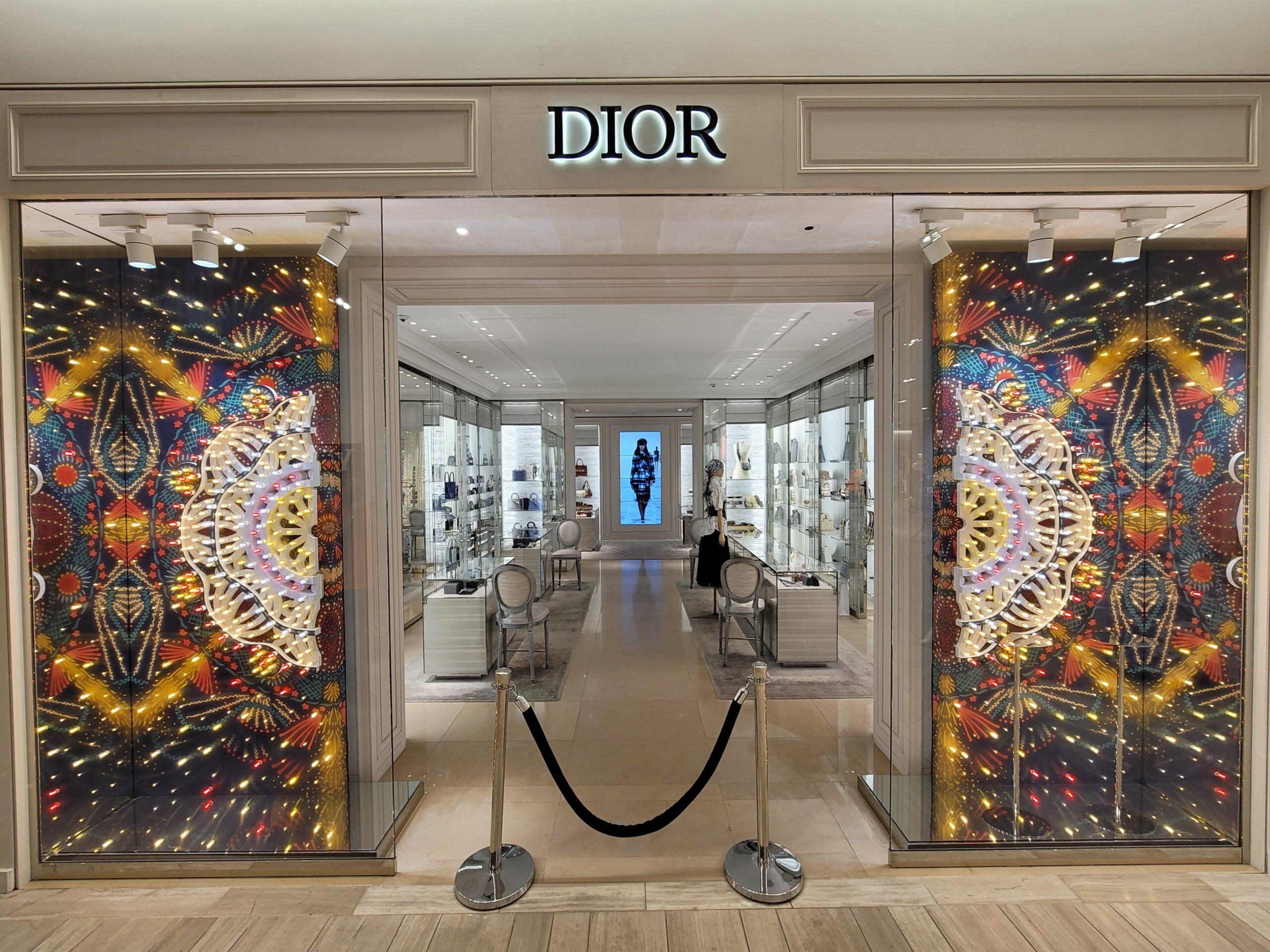 Christian Dior – Saks Fifth Avenue – Sherway Gardens Toronto