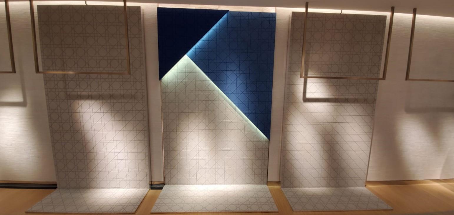 Christian Dior Second Floor Display – Colonnade Toronto
