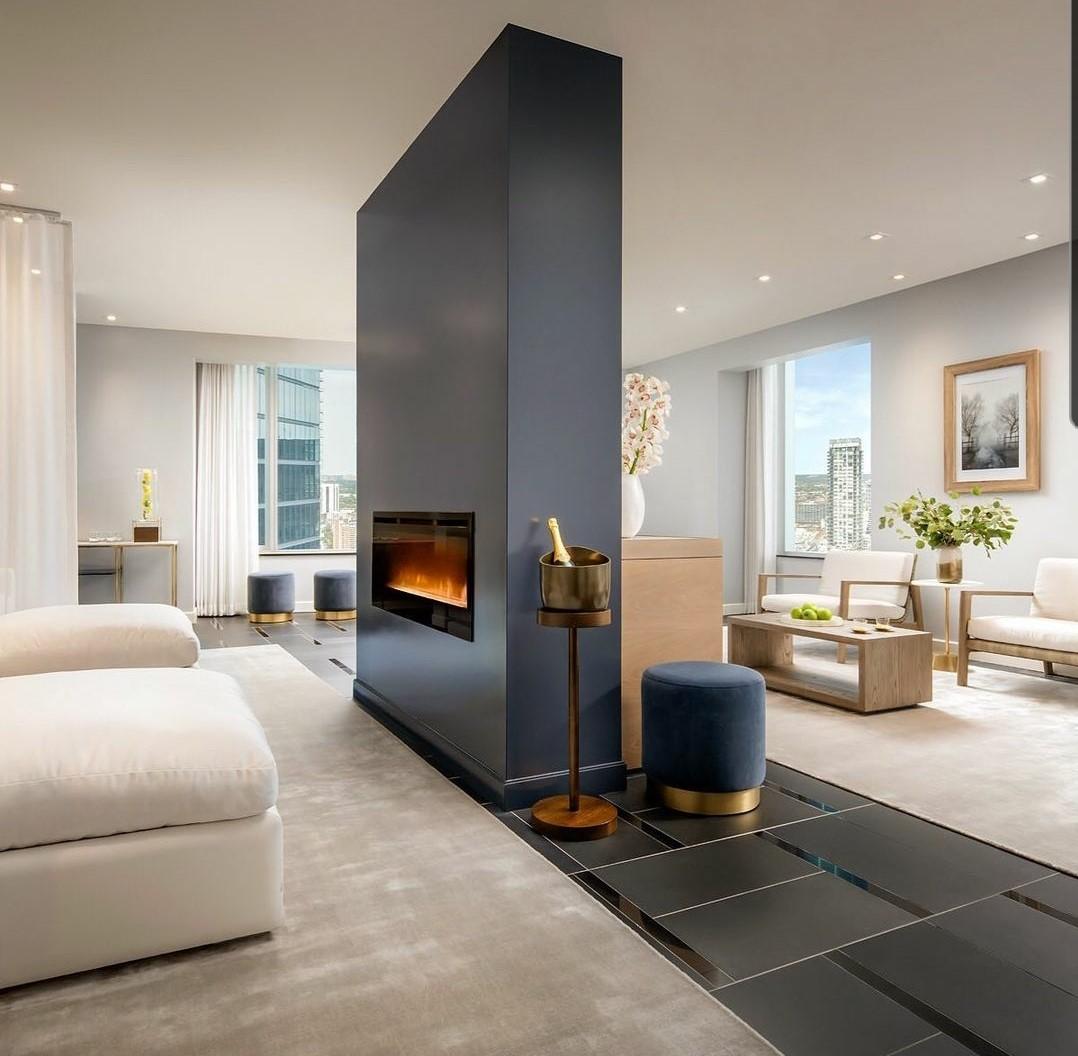 St Regis Hotel Spa Lounge – Toronto