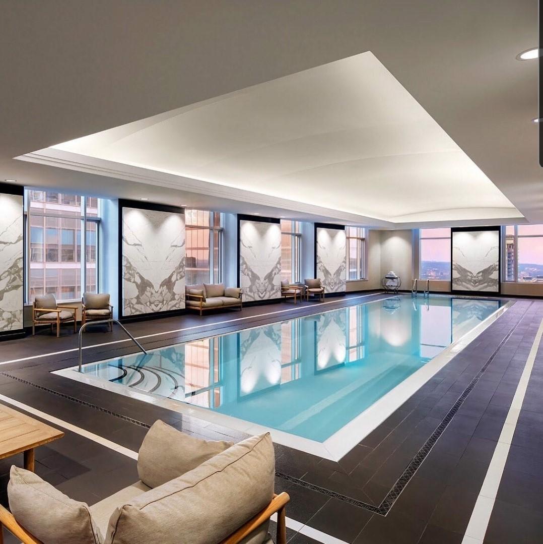 St Regis Hotel Spa Pool – Toronto
